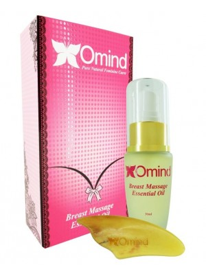 Omind Breast Massage Essential Oil 丰胸保养植物精油
