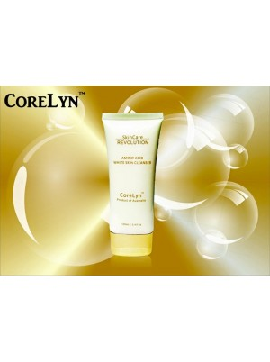 CoreLyn Amind Acid White Skin Cleanser 天然氨基酸洁面乳